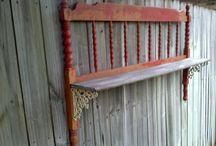 outdoor shelves