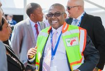 Trans-Africa Locomotive Launch