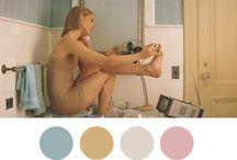 Palettes of Colour