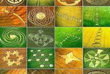 Crop Circles~Inspirational .....,. / They aren't  all done by men with boards