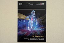 Our Work - UK Trade & Investment – Healthcare Brochure / Acumen Design deliver image led brochure for the healthcare sector