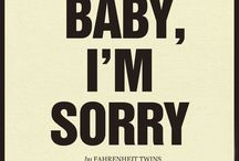 Im sorry quotes