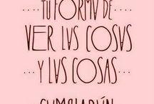 Frases bonitas(no de mr.wonderfull)