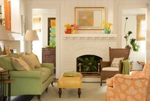 Living Rooms / by Michelle Szumsky