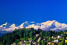 The mesmerizing scenes of sikkim
