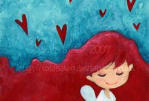 ***Happy Valentine's Day*** / Feel free to pin anything related to love,Valentine's Day,hearts,HUGS! XO