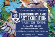 Downlands Art Exhibition