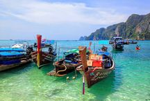 Thailand Travel / Thailand is one of our favourite places in the world. Everything from the people to the food to the transportation make this a special place to visit.