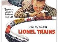 My Hobby / Childhood Lionel Trains & Honey Do's, My Special Projects / by Joe Marino
