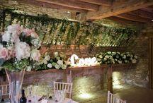 Caswell House wedding Flowers - www.joannacarterflowers.co.uk