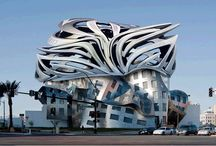 College / Many modern design concepts in architecture and design