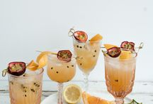 Hot, cold and boozy drinks