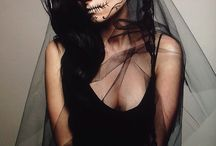 Carson Drake Creative imagery / Sugar Skull Bride, Day of the Dead