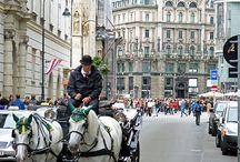 Budapest, Vienna, Prague / by Bella Alony