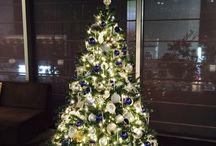 christmas tree / christmas decoration