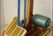 narzędzia - drewno