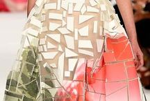 THE CUBISM BRIDE - ART RELATED BRIDES / Favourite Art movements often inspire future brides. Here are some ideas for those who are inspired by Cubism.