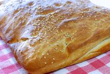 Lagana - Bread for Lent: Recipe #3 in the Greek Cooking Challenge
