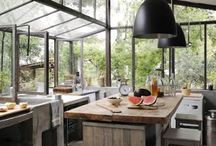 Kitchens...The center of the home