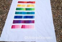 Kona Solids / by Lola Pink Fabrics