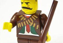 LEGO . cultura pop en Mexico