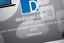 Dedimax.com / Solution de serveur dédié virtuel #vps