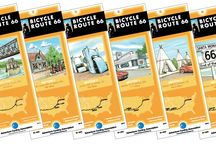 Bicycle Route 66 / All things Bicycle Route 66 / by Adventure Cycling Association