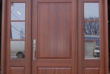 Door Front Utility Guest Room