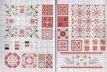 Artesanato para fazer / Moldes e idéias de bordado e costura para fazer