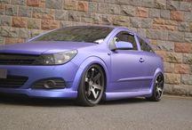 Bola Wheels - Vauxhall / Bola Wheels on Vauxhall