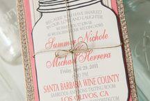 Invitations / by Nicole Pacek