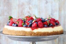 Cheesecakes / by Carolyn Bagwell