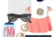 preppy outfits summer/ spring / preppy outfits for summer and spring