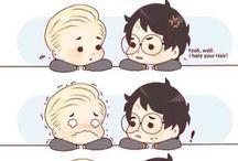 Harry x Draco