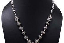 Silver Alloy Necklaces