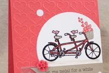 kaart fiets