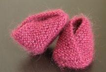 tricot bebe minipouce