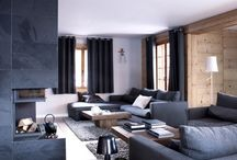 Modern Chalet Interiors