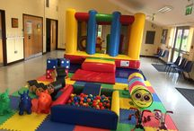 Soft Play Birthday Party / We provide mobile soft play parties for pre-school children in Sussex from our base at Brighton and Hove