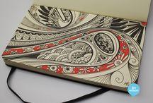 craft: smash book & art journal