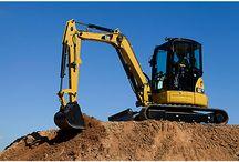 LOVE CATERPILLAR  / The best excavators in the world