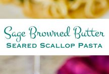 Scallop recipes