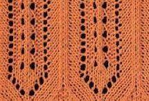 Вязание спицами / Интересные узоры