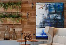 interior / интересные и стильные интерьеры со свои шармом