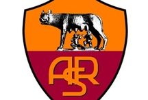 As Roma / Football is the greatest game in the world. But the As Roma is a friend, who always colors of yellow and red, my life.
