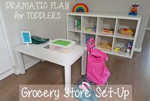 Dramatic Play / Dramatic play ideas for your toddlers