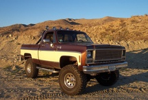 Chevy Truck / by Katie Foss