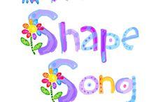 Shapes / by Julie Sellards