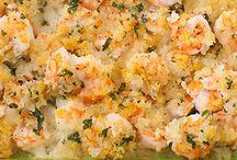 Shrimp/seafood / by Meghan Les