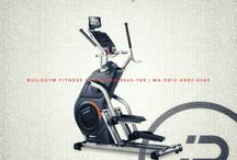 Elliptical Series / All about elliptical fitness equipment
